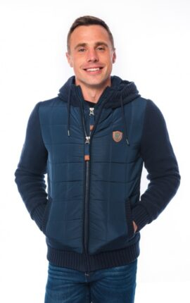 XV Kings Cape Breton Classic Navy Jacket