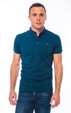 XV Kings Highland Moss Polo Shirt