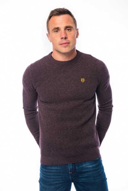 XV Kings Nashville Plum Mix Jumper