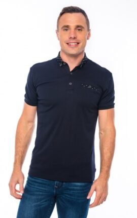 XV Kings Redskins Midnight Sky Polo Shirt