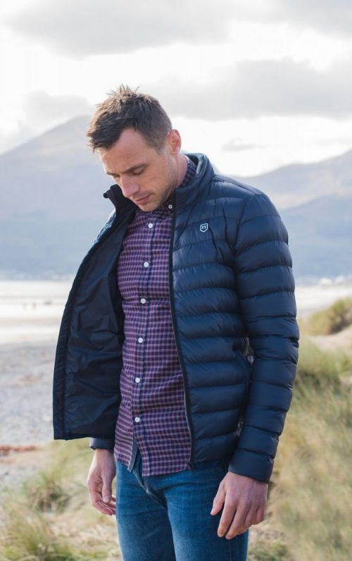 XV Kings Wolfhounds Midnight Blue Jacket