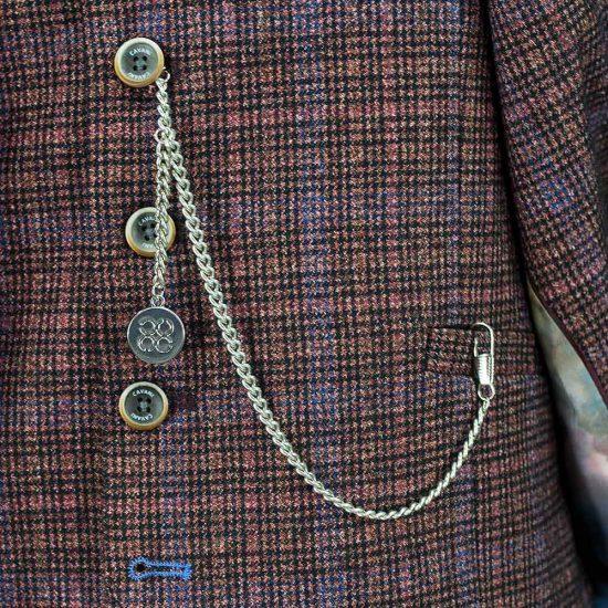 Cavani Pocket Watch Chain