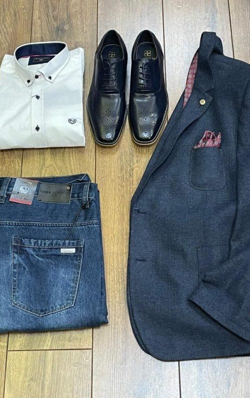 Smart Bundle Guide London Jacket