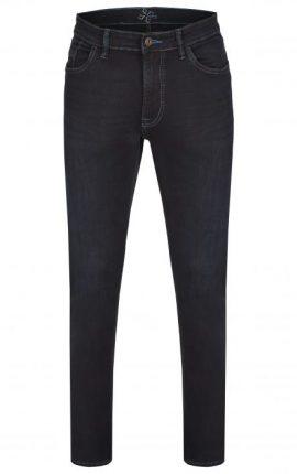 Hattric High Stretch Denim Hunter Dark Wash Jeans
