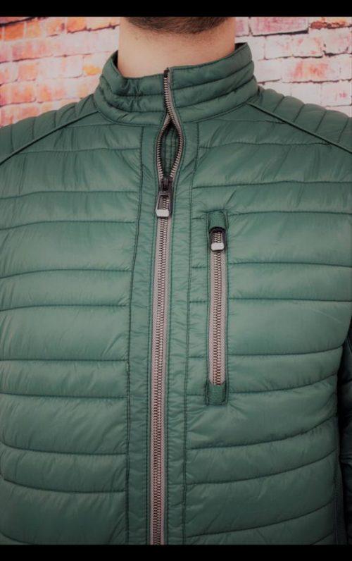 Calamar Jacket Light Green
