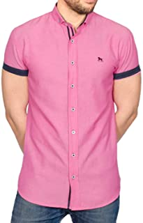 Galand Short Sleeved Shirt Hot Pink
