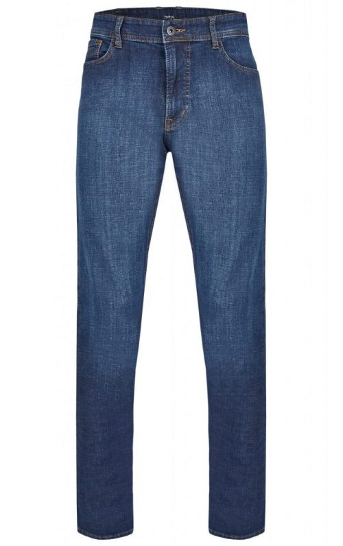 Hattric Hunter Blue Wash Jeans