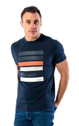 XV Kings Carluke Space Mix T-Shirt