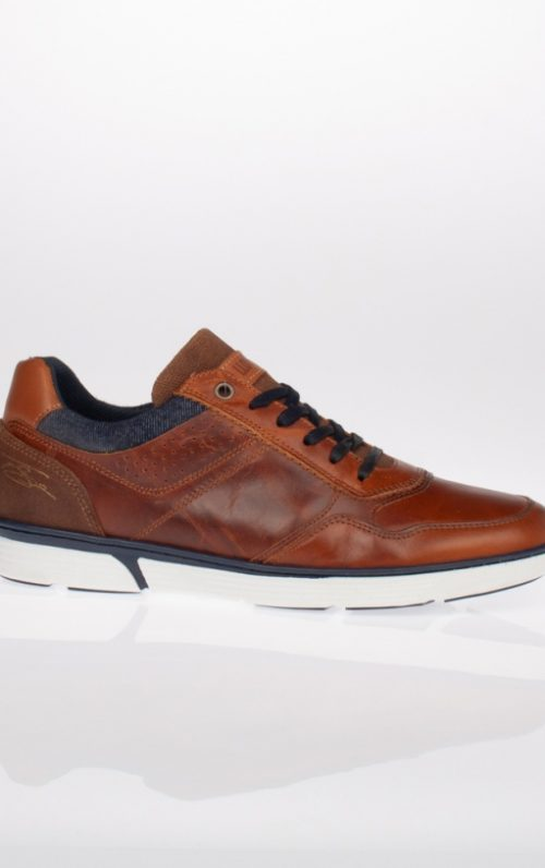 Lloyd and Pryce Larmour Camel Weave Shoe