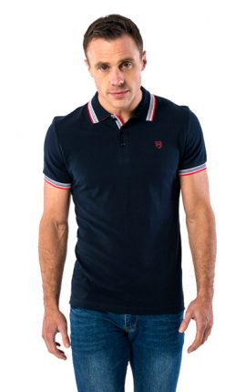 XV Kings Moray Ocean Mix Polo Shirt
