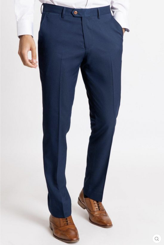 Marc Darcy Max Royal Blue Trousers