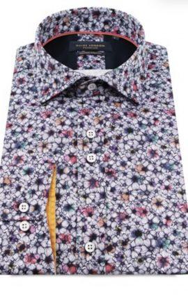 Guide London Flower Print Shirt