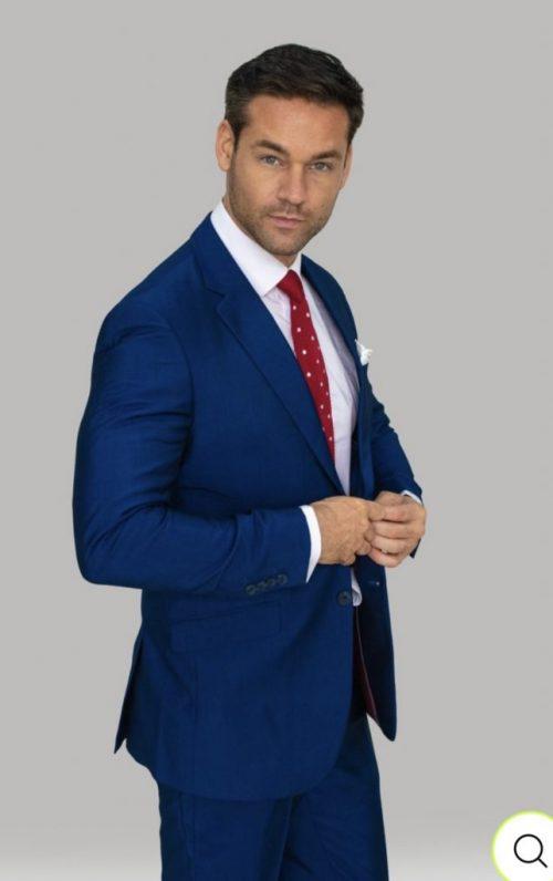 Cavani Ford Suit