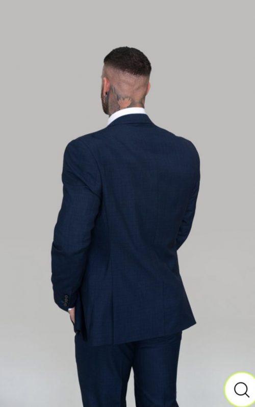 Cavani Suit Seeba Navy