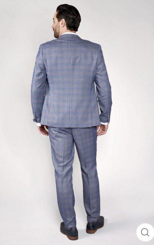 Marc Darcy Harry Blue Suit