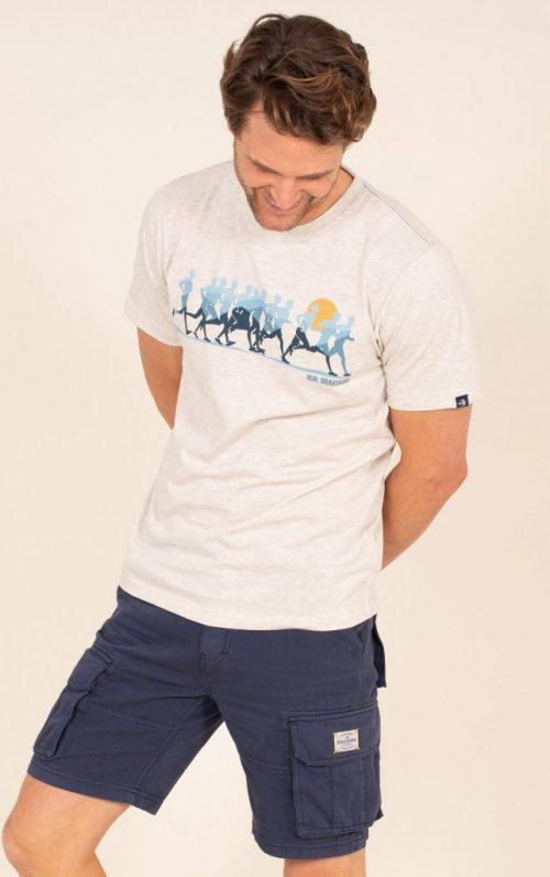 Brakeburn Running Graphic T-Shirt
