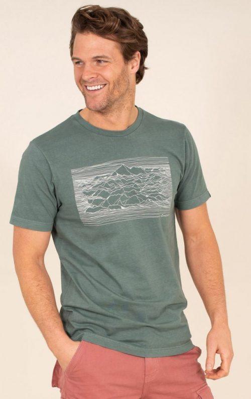 Brakeburn Mountain Graphic T-Shirt