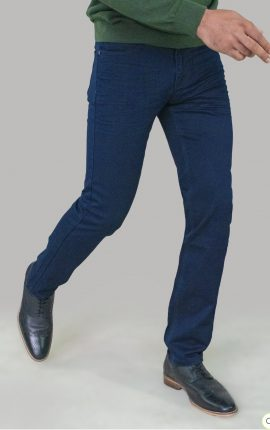 Cavani Brad Navy Denim Jeans