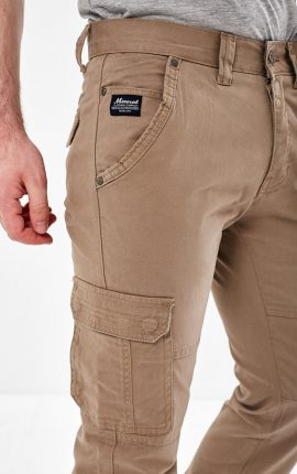 Mineral Earl Stone Combat Pants