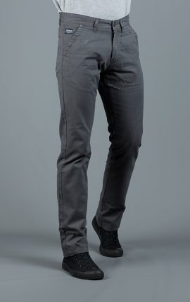 Mineral Jonnie Charcoal Chinos
