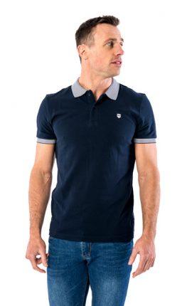 XV Kings Widnes Deep Ocean Polo Shirt