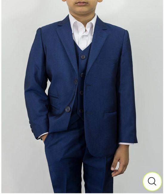 Cavani Ford Blue Boys Suit
