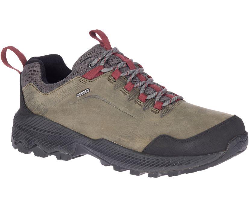 Merrell Forestbound Grey Waterproof