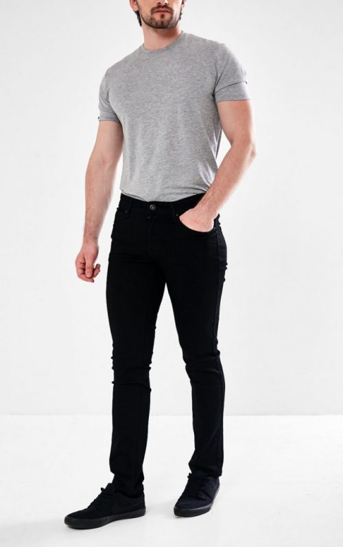 Scott and Wade Miami Black Jeans