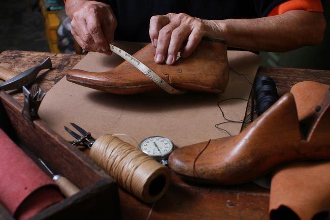new shoe repair service