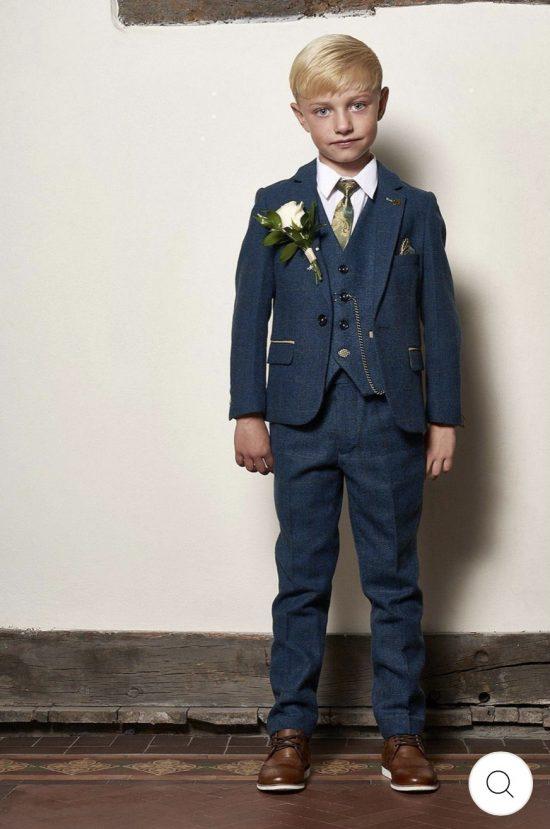 Marc Darcy Kids 3 Piece Suit Dion