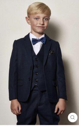 Marc Darcy Callum Kids 3 Piece Suit