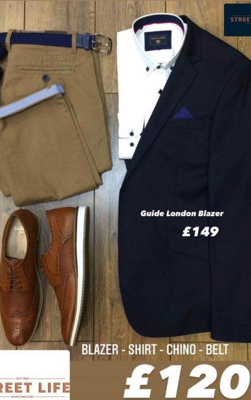 Guide London Blazer Bundle
