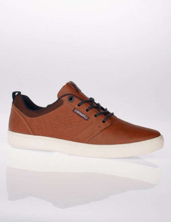 Lloyd and Pryce Sexton Camel Dimple Shoe