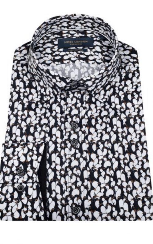 Guide London Penguin Shirt
